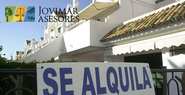 Alquiler de viviendas para actividad turística