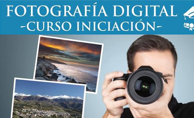 Curso de Iniciación a la Fotografía Digital