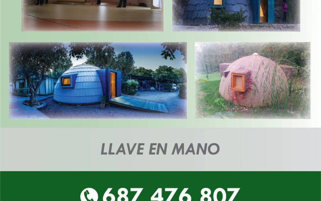 Consigue tu vivienda sostenible con el servicio de bioconstrucciones de madera de Ingeniería Jovimar
