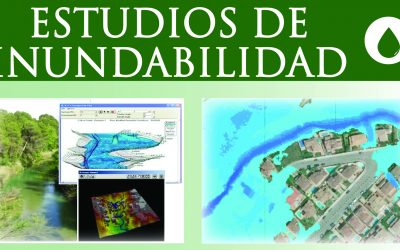 Realización de estudios de inundabilidad