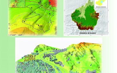 Desarrollo de cartografía con Sistemas de Información Geográfica