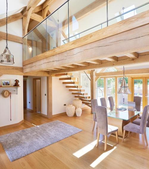 Construcciones con madera en Ingeniería Jovimar