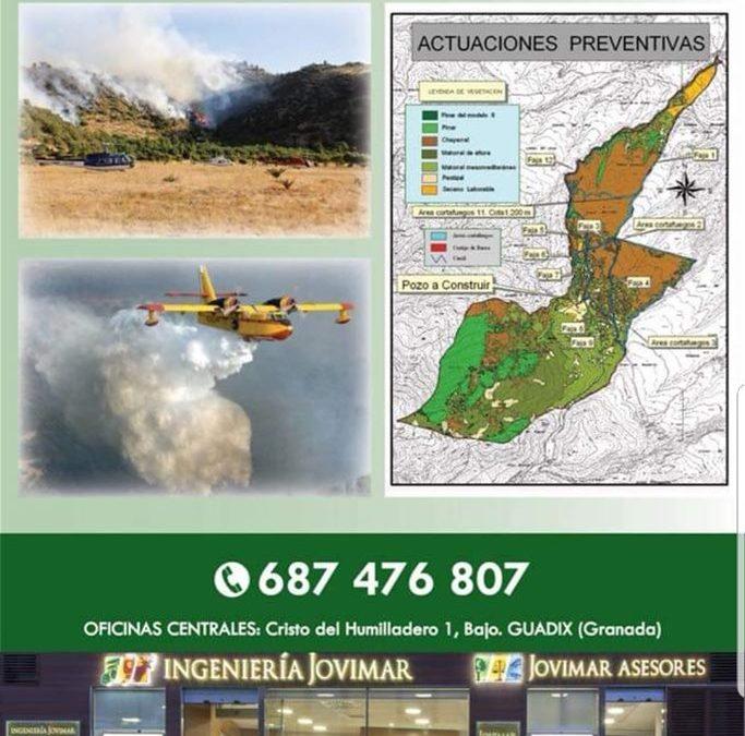 Plan de prevención de incendios