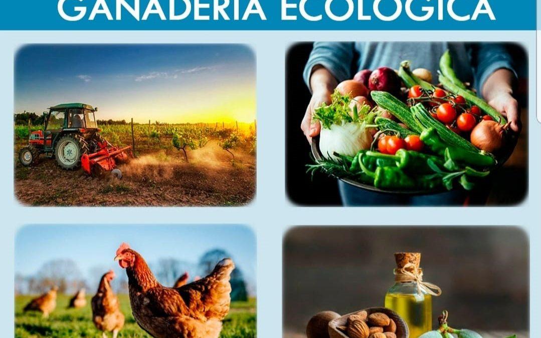 AYUDAS: Para la agricultura y ganadería ecológica.